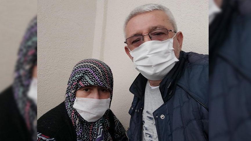 Annesini hastaneye götürdü, corona virüsü bulaştığı ortaya çıktı