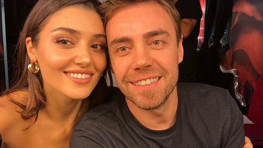 Murat Dalkılıç'tan sevgilisi Hande'ye masaj sürprizi
