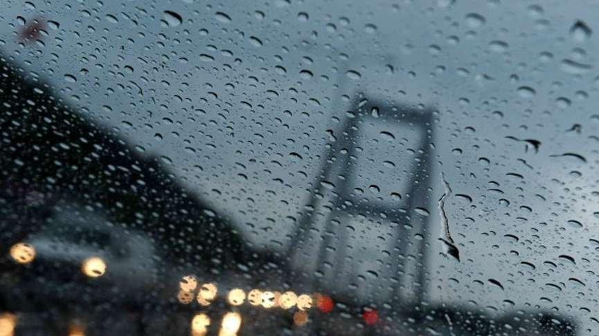 Son dakika: Sağanaklar sürecek! Meteoroloji İstanbul ve çevresini uyardı...