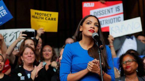 ABD'de Alexandria Ocasio-Cortez, Wall Street'in adayına fark attı