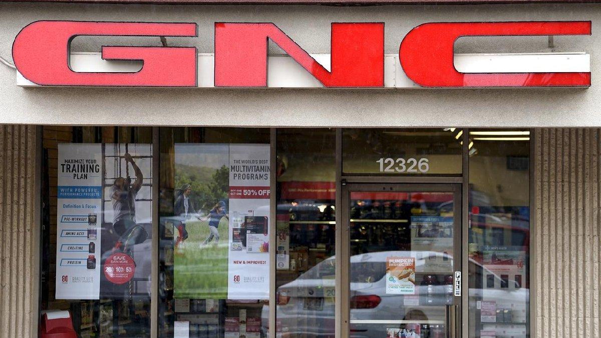 Vitaminci GNC iflas ertelemeye başvurdu