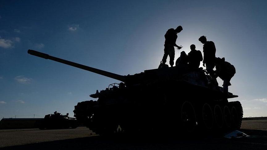 Fransa, Almanya ve İtalya'dan Türkiye karşıtı Libya açıklaması!