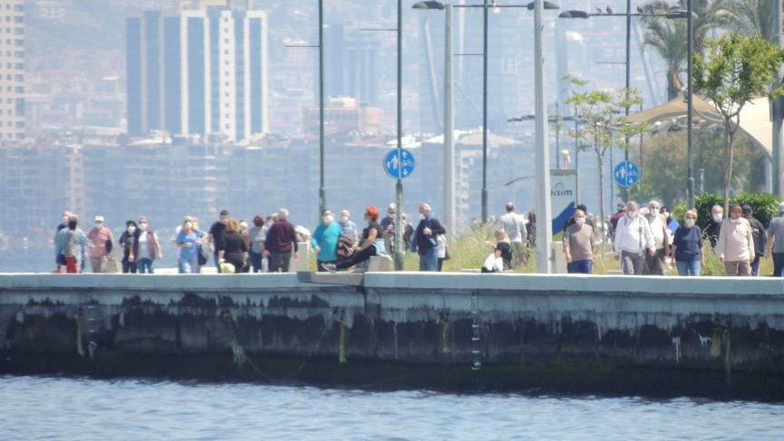 İzmir'de yeni corona virüsü önlemleri alındı!