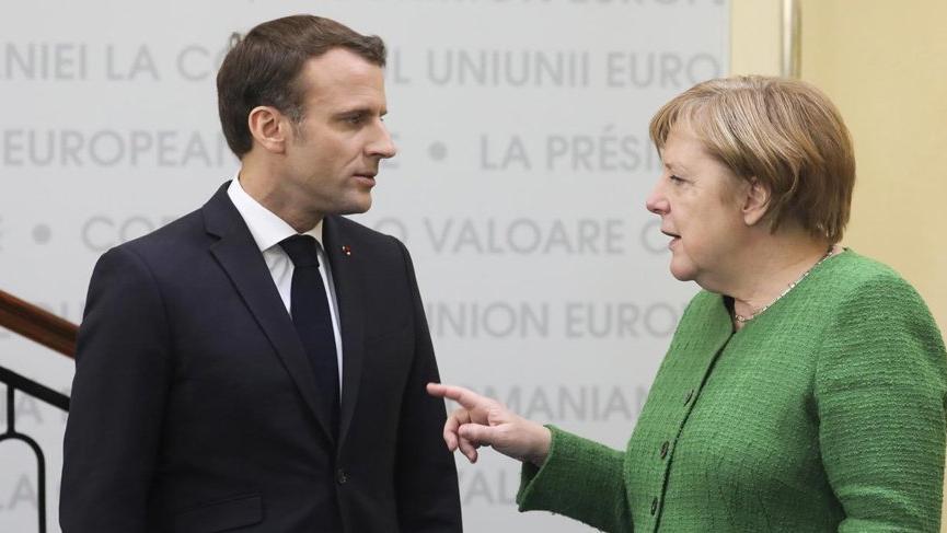 Almanya ve Fransa'dan DSÖ'ye ekstra maddi destek!