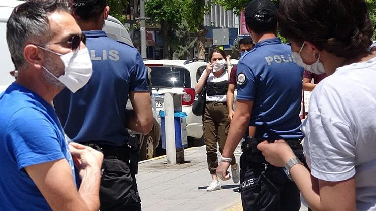 Maske cezası kesilen vatandaşlardan ilginç savunmalar
