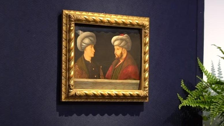 Fatih Sultan Mehmet'in Bellini portresi açık artırmayla satılacak