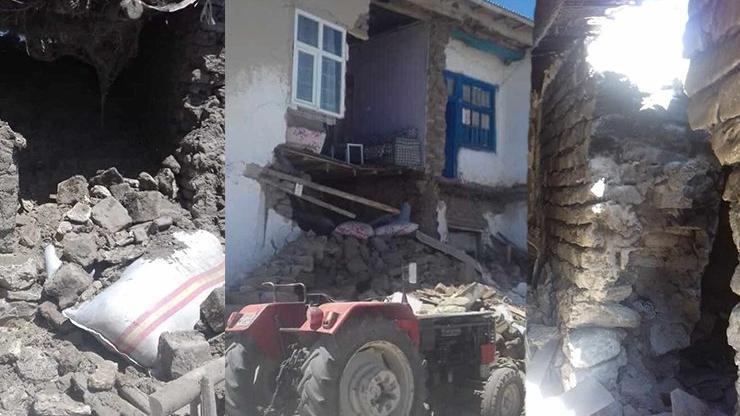 Van Özalp'ta 5.4'lük deprem! Son depremler listesi...