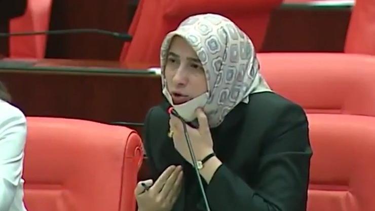 AKP'li Zengin'in 'AKP gelene kadar kadının adı yoktu' sözleri tepki çekti