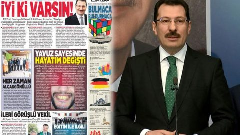 O gazeteye 'İyi ki Varsın' soruşturması!