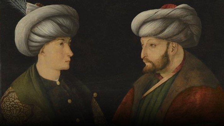 Sanat dünyası Fatih Sultan Mehmet'in portresinin İstanbul'a gelmesinden memnun