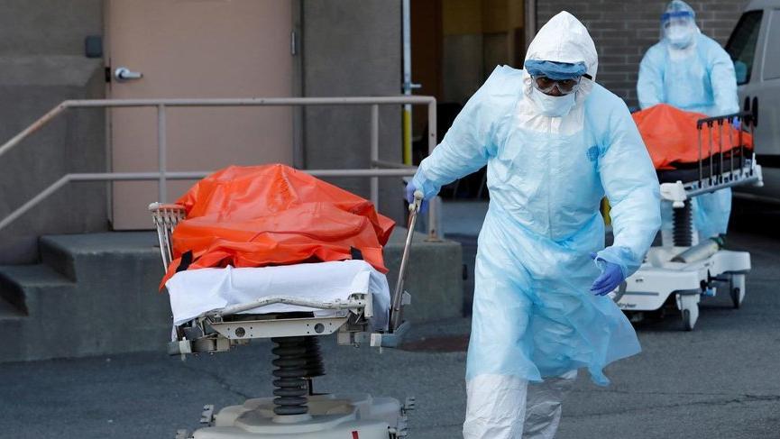 Corona virüsü ölümleri 490 bini de aştı