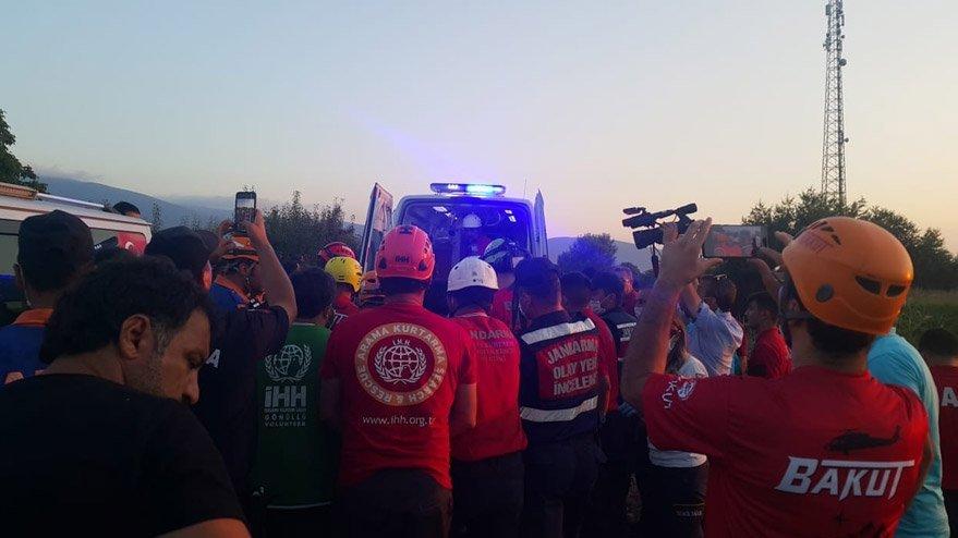 Bursa'da selde kaybolan Derya'dan acı haber geldi