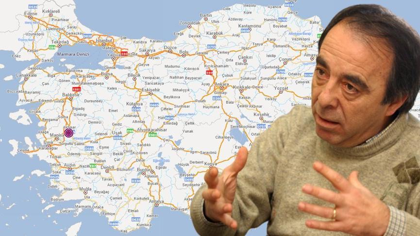 Gündoğdu, Manisa depreminin İstanbul'da neden hissedildiğini açıkladı