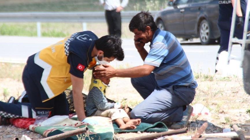 Konya'da peş peşe trafik faciası: 10 ölü