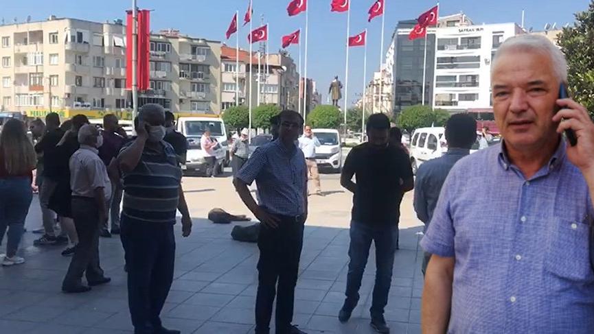 Manisa'da deprem! Deprem İzmir, Balıkesir, Aydın ve Muğla hissedildi!