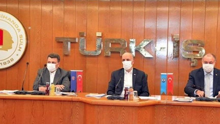 Türk-İş'ten kıdem tazminatı için açıklama