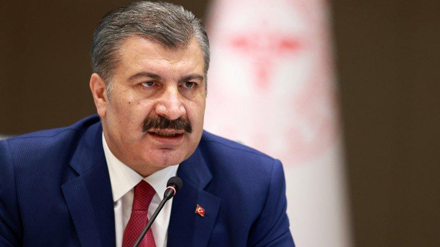 Sağlık Bakanı Koca, güncel vefat ve vaka sayısını açıkladı!