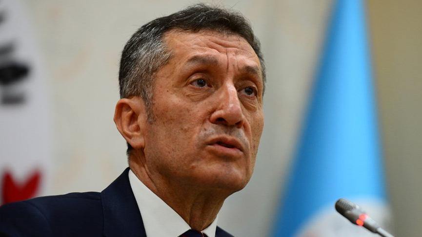 Milli Eğitim Bakanı Ziya Selçuk'tan TRT EBA TV açıklaması!