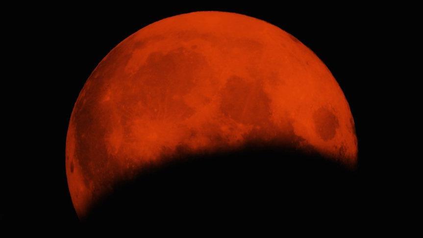 Dinçer Güner uyarıyor: Ay Tutulması yaklaşırken dikkat!
