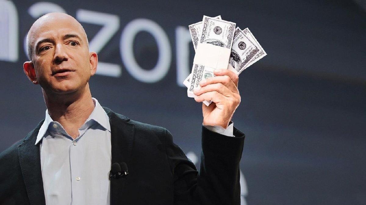 47 milyon kişi işsiz kalırken, Jeff Bezos servetini 46,4 milyar dolar artırdı
