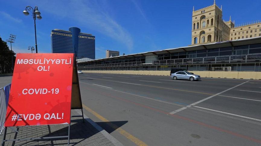 Azerbaycan'da 544 yeni vaka tespit edildi!