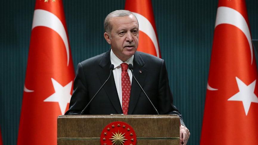 Kabine toplantısı sonrası Erdoğan'dan önemli açıklamalar!