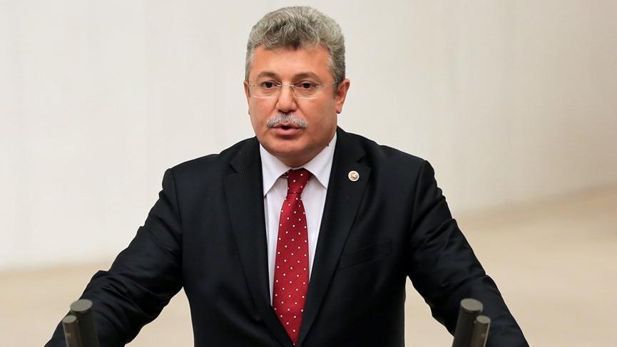AKP Grup Başkanvekili Emin Akbaşoğlu'nun corona testi pozitif çıktı!