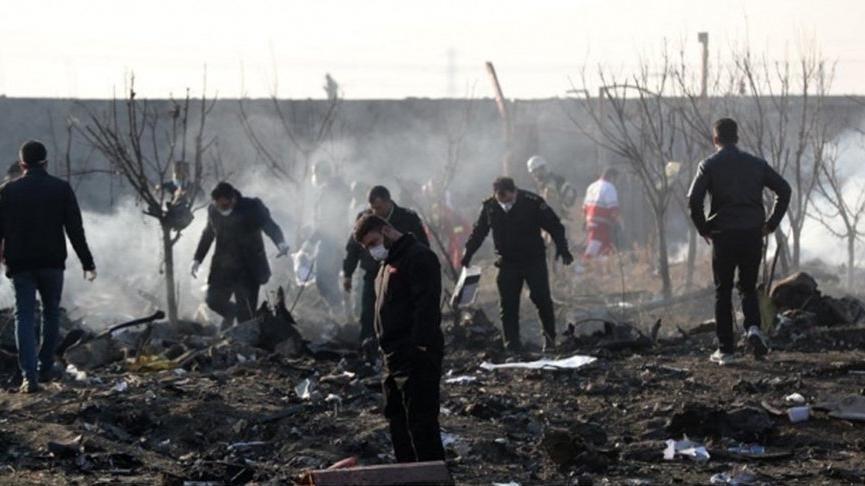 İran'ın düşürdüğü yolcu uçağında flaş gelişme