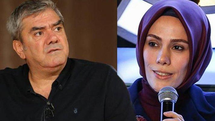 Yılmaz Özdil'den Esra Albayrak'a hakarete tepki