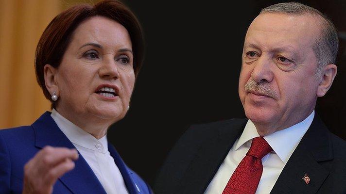 Meral Akşener'den Erdoğan'a ''Dark'' göndermeli sosyal medya tepkisi