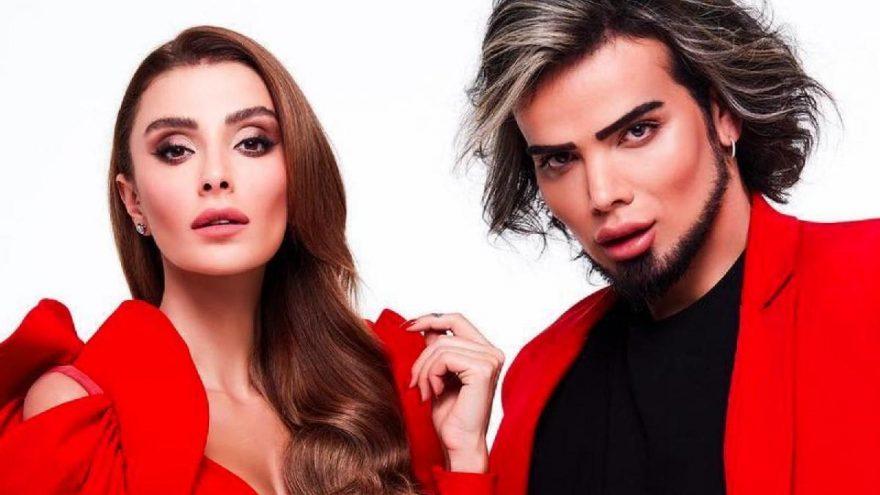 Uğur Arslan'a 'Yılın en iyi makyaj sanatçısı' ödülü