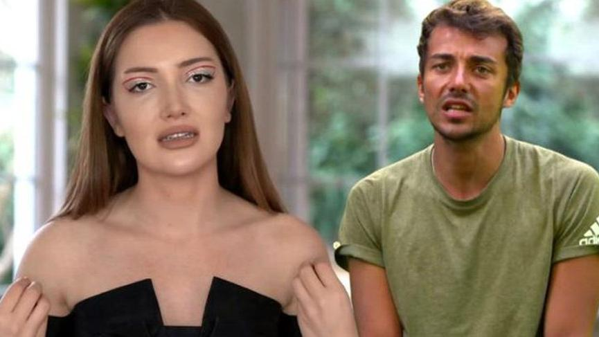 Danla Bilic'den Survivor Cemal Can'a: Aşkım evlenmek zorundayız