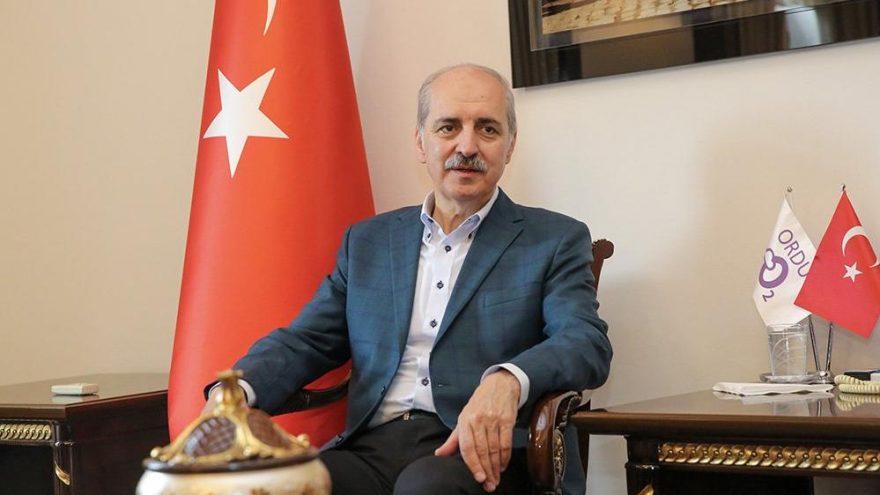 AKP'li Kurtulmuş'tan erken seçim açıklaması