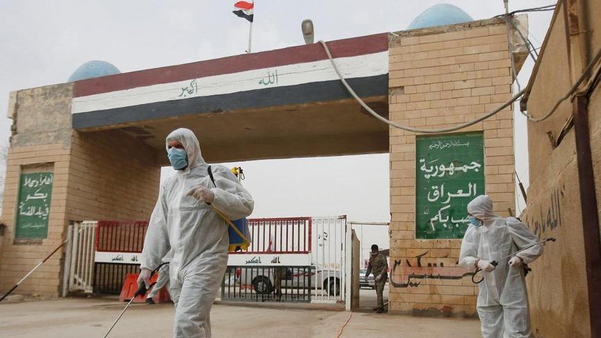 Irak'ta vakalar altı kat arttı!