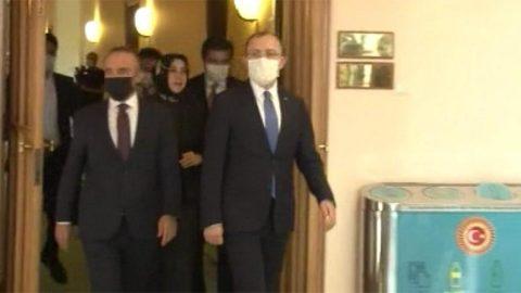 AKP, Meclis Başkanı adaylığı için başvuruda bulundu!