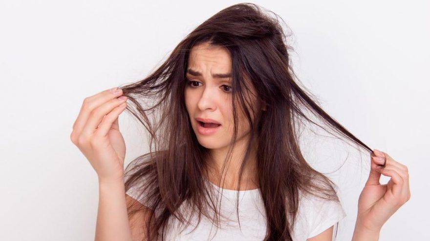 Aşırı yıpranmış saçlar için maske tarifi…