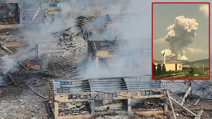 O fabrikayla ilgili şoke eden gerçekler: 3 patlama daha yaşandı, isim değiştirerek açıldı!