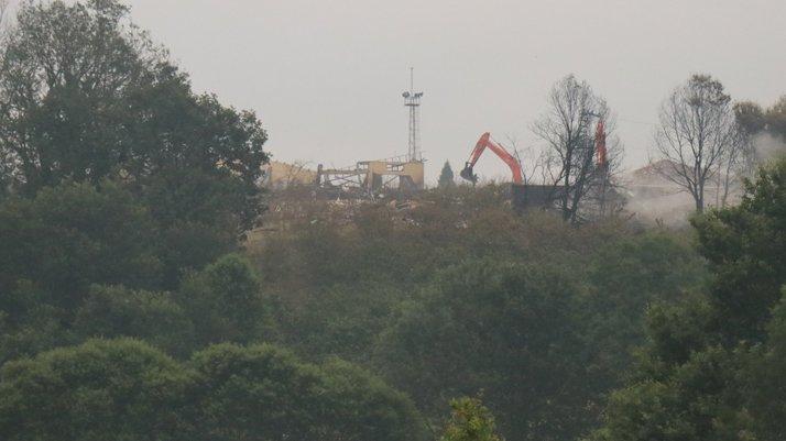 Fabrikadaki patlamada kaybolan üç kişi aranıyor