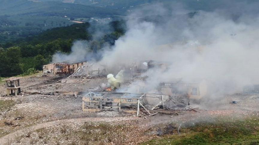 Sakarya'daki patlamayla ilgili yeni gelişmeler!