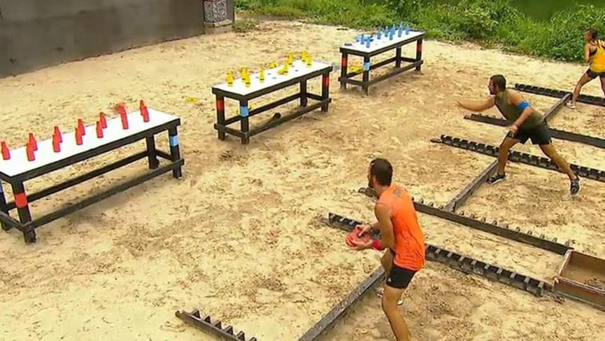 Survivor eleme adayı belli oldu! Survivor'da ilk dokunulmazlık oyunun kim kazandı?