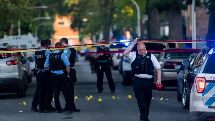 ABD'de kutlamalara kan bulaştı: Minik kız yaşamını yitirdi