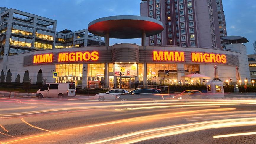 Migros sanal market 81 ile ulaştı