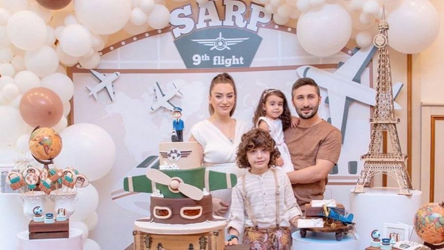 Sabri'nin oğlu pilot temasını tercih etti