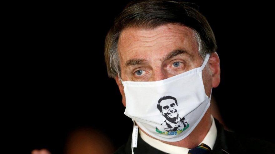 Brezilya Devlet Başkanı Bolsonaro coronaya yakalandı iddiası
