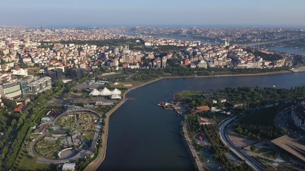Haliç kıyıları tasarım yarışması sonuçlandı