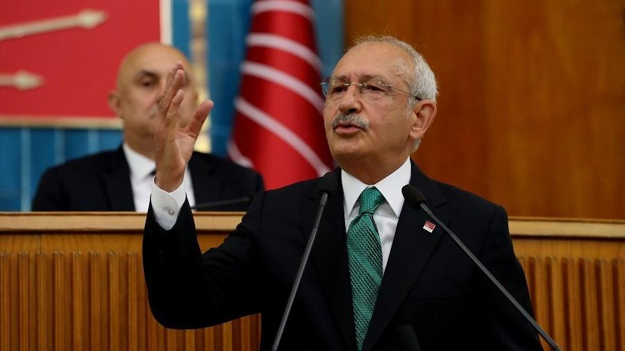 Son dakika… Kılıçdaroğlu grup toplantısında konuşuyor