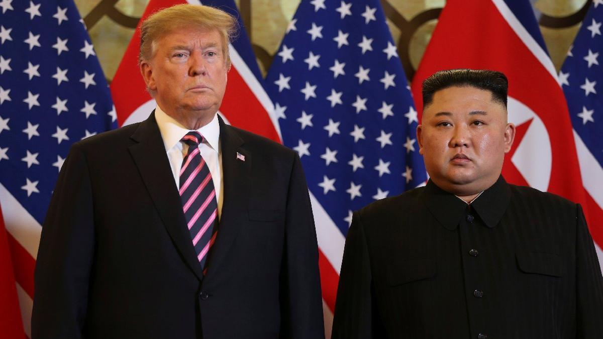 Kuzey Kore'den Güney Kore'ye ABD tepkisi: Başkalarının işine karışmayın