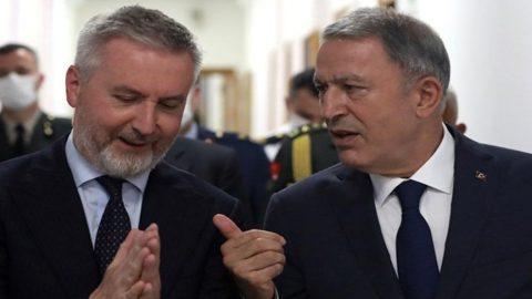 Türkiye ve İtalya, Libya'da politik çözüm üzerinde anlaştı!