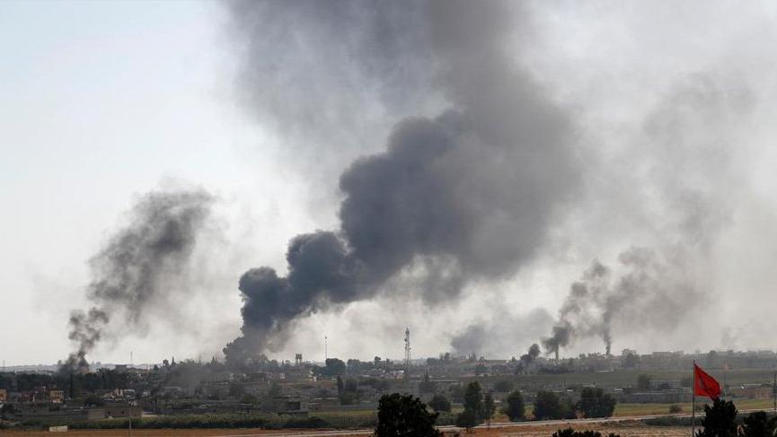 Tel Abyad'da bomba yüklü araç saldırısı!