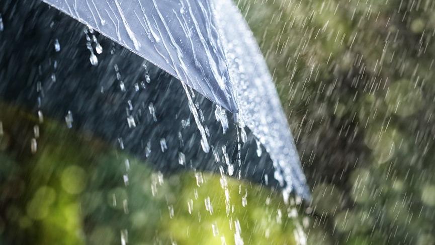 Meteoroloji'den gök gürültülü sağanak yağış uyarısı: 5 ile dikkat! Saat verildi